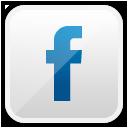 Facebook blanc