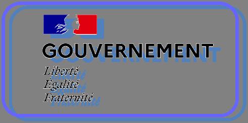Logo ministere sante transparent